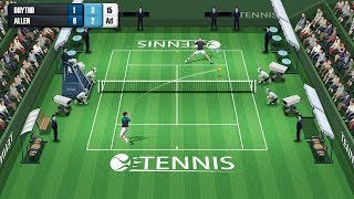 Pocket Tennis League Android Gameplay