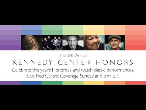 Kennedy Center Honors Live Red Carpet Coverage