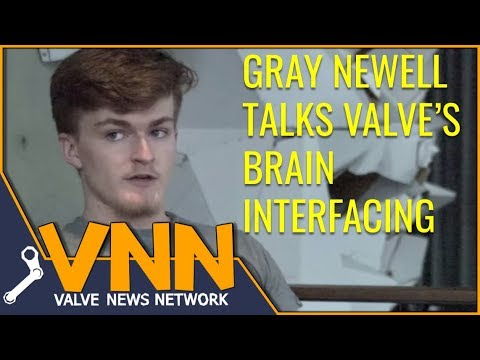 Gray Newell (Gabe's Son) on Brain Interfacing & VR