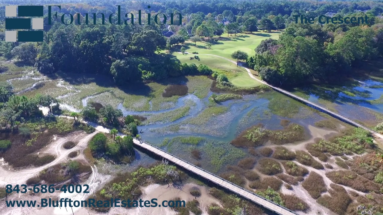 The Crescent Real Estate - Bluffton SC - Foundation Realty