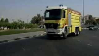 Dubai Emergency Vehicles