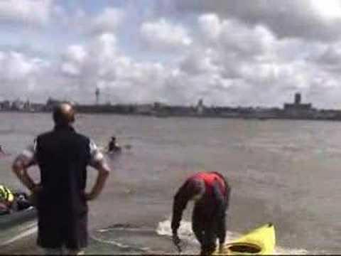 Mersey Swim 2007