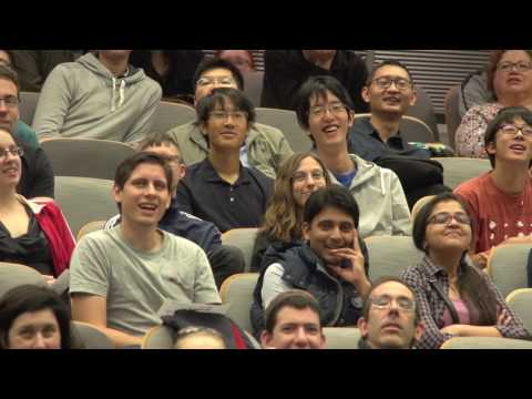 2016 Ig Nobel Peace Prize - MIT informal lecture and Q&A
