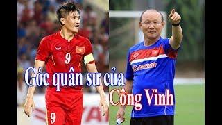 AFF Cup 2018: Công Vinh 'hiến kế' cho ĐT Việt Nam đánh bại Malaysia