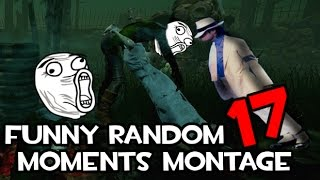 Dead by Daylight funny random moments montage 17