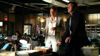 "Castle 6x05 ""Time Will Tell"" Caskett Cofee. For the sake of our future (HD)"