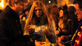 Ukraine Protests In Kiev - Sandwiches, Gas Masks & Rage