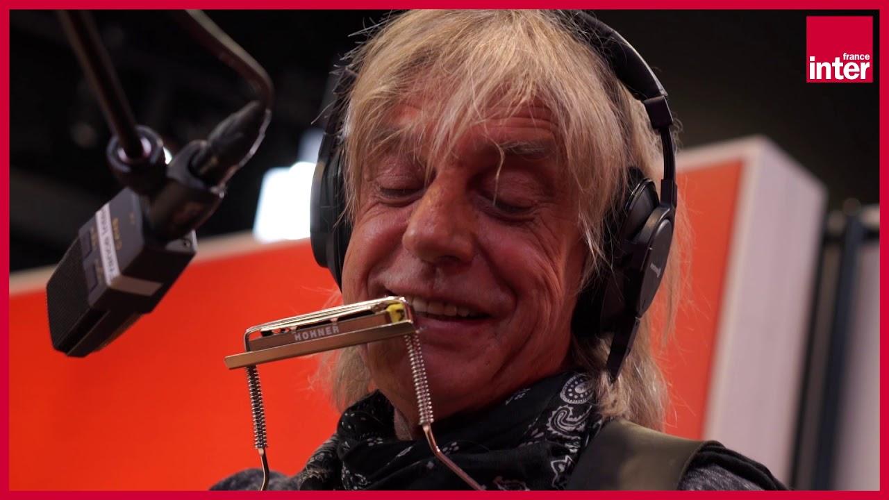 """""""Ne m'enferme pas"""" en accoustique, Jean-Louis Aubert dans Boomerang"""