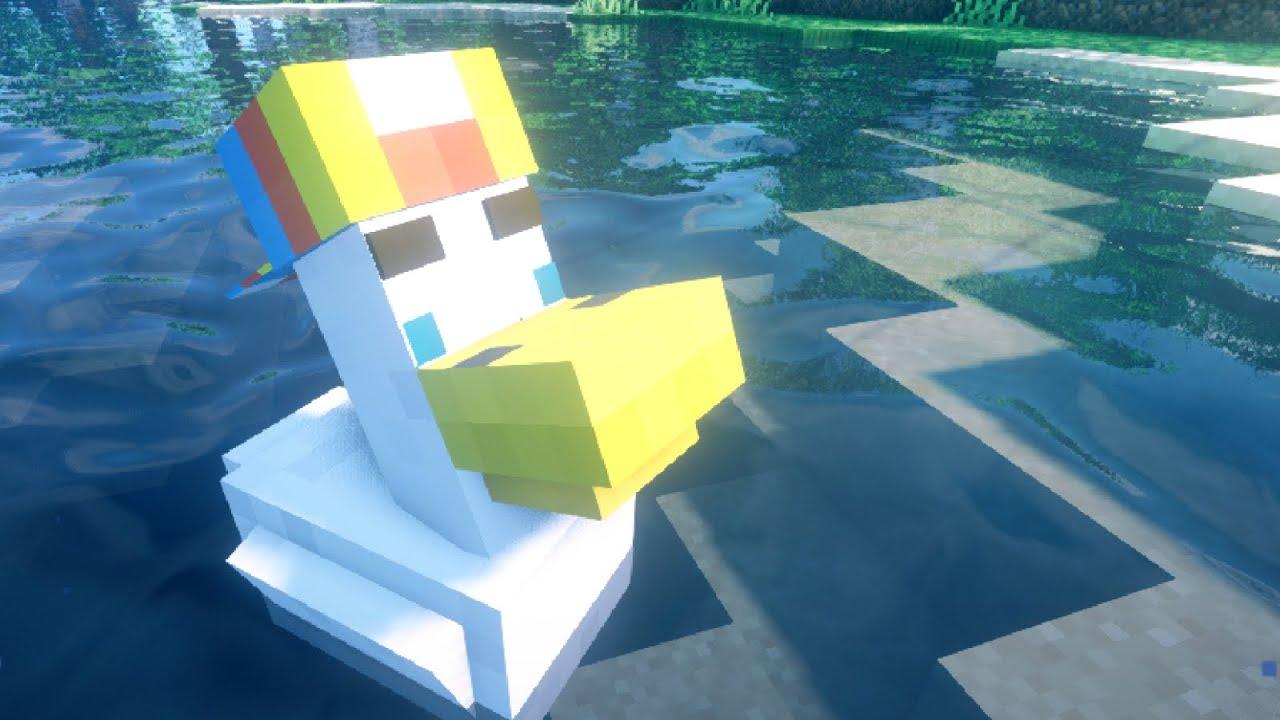 If minecraft updates duck...  【Subaru 大空スバル】