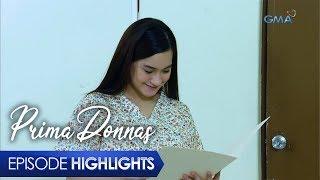Prima Donnas: Paghahanda ni Mayi para sa scholarship | Episode 25