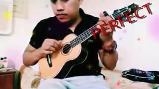 Perfect (cover)- Ed Sheeran-Ukulele Fingerstyle