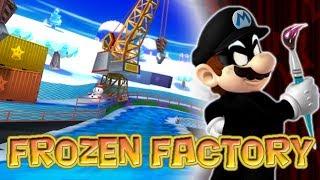Mario Kart wii - Frozen Factory