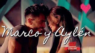 Marco & Aylén #AmorAPrueba || A Thousand Years (spanish version)