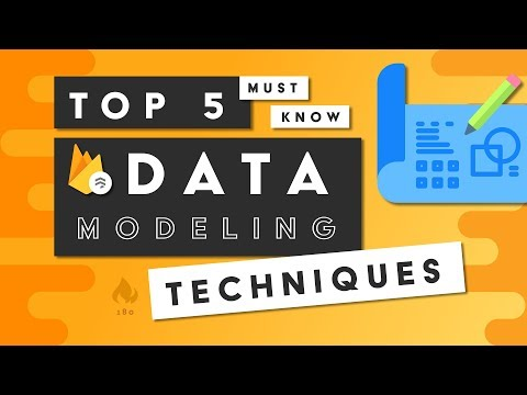 Firestore Data Modeling - Five Cool Techniques