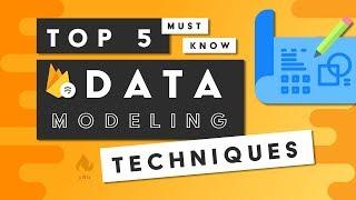 Firestore Data Modeling - Five Cool Techniques
