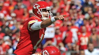 Travis Kelce will miss playing with Alex Smith