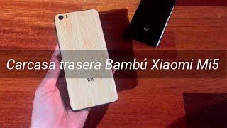 Cómo cambiar carcasa trasera en Xiaomi MI5