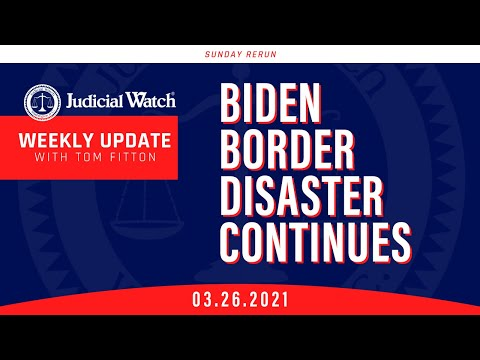 Biden Border Disaster Continues, NEW Election Lawsuits, Lawsuit for Fauci Agency-China Docs, & M
