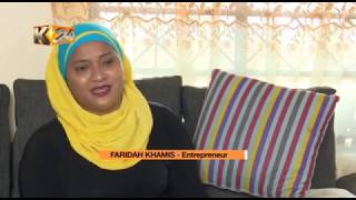 BREAKING STEREOTYPES: Nasra the comedian and Faridah empowering women