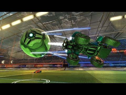 ROCKET LEAGUE - HE FLIPPED ME OFF! (Rocket League Gameplay)