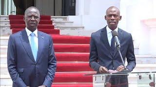 [REPLAY] Sénégal : Le Premier ministre remet la démission du gouvernement