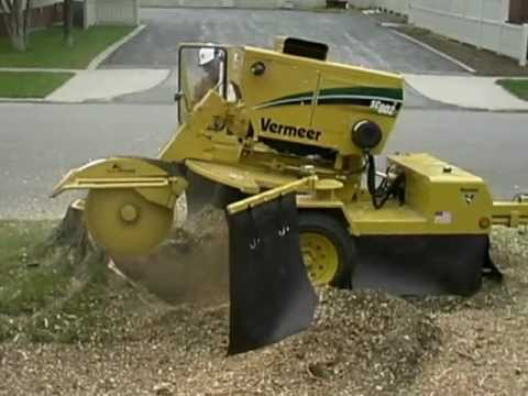 SC802 Stump Cutter | Vermeer Tree Care Equipment