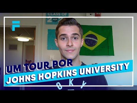 Johns Hopkins University: Um Tour Pela Universidade | Estudar Fora