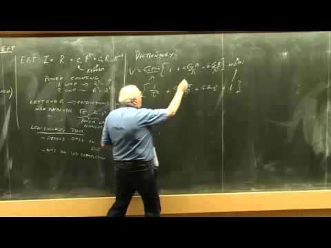 John Donoghue - Nonlocality in the effective field theory of gravity