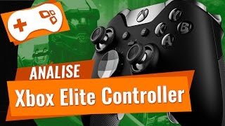 Xbox Elite Controller [Análise] - TecMundo Games Review