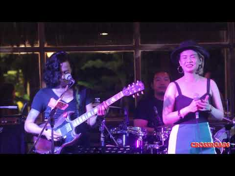 MISS YOU, ANOTHER BRICK IN THE WALL (COVER) At Crossroads Suratthani
