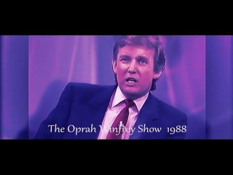 Donald J  Trump,  Crippled America - NO MORE