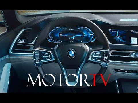 Iaa 2017 Preview All New 2017 Bmw X7 Iperformance Concept L
