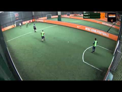 Urban Football - Aubervilliers - Terrain 10 le 26/01/2016 à 12:37