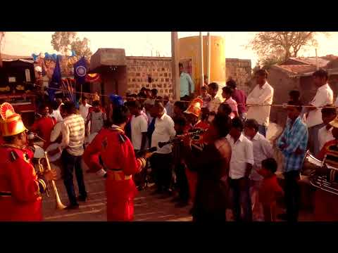 Sanadi appanna song by band in nagaral
