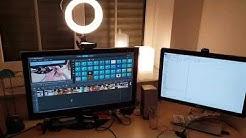 LED-Lichtring zur Beleuchtung bei Aufnahmen mit der Web-Cam - Bringt das eine Qualitätsverbesserung?