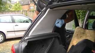 VW Aerial Antenna Removal Simple, Easy, Steps