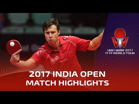 2017 India Open Highlights: Vladimir Samsonov vs Asuka Sakai (R32)