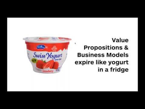 Strategyzer Webinar - Mastering Value Propositions