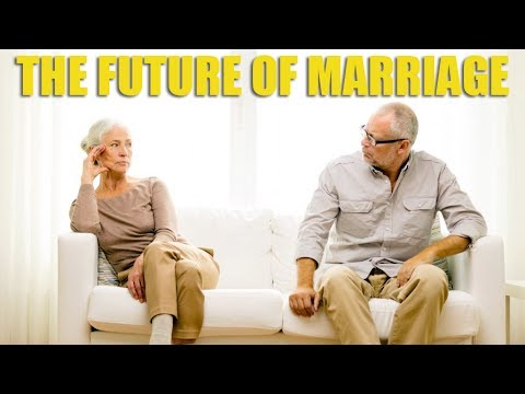 Is Marriage Becoming An Anachronism?
