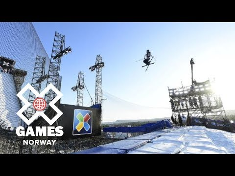 Birk Ruud wins Men's Ski Big Air gold | X Games Norway 2018