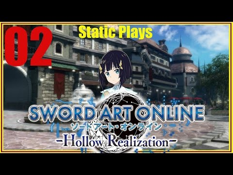 Let's Play Sword Art Online Hallow Realization EP. 02 (More about Premiere)