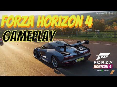 Forza Horizon 4 Demo Available
