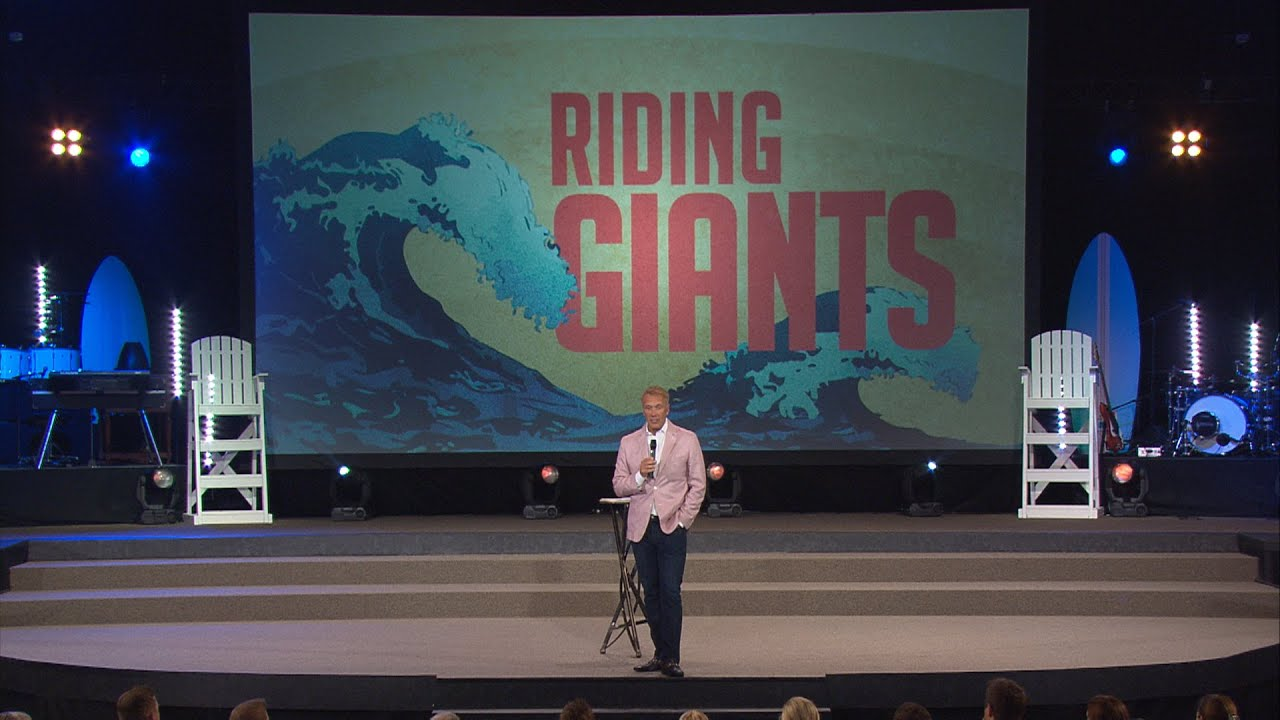 riding giants By using home movies and other archival film of some of the earliest big-wave surfing efforts as well as a lot of equally jaw-dropping, modern-day footage riding giants nearly puts audiences in the water with the athletes to say that it's a rush is putting it mildly.