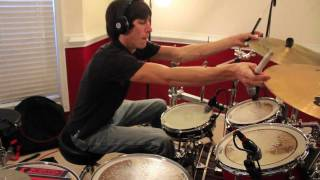 Gold Dust - Drum Cover - Flux Pavilion - DJ Fresh