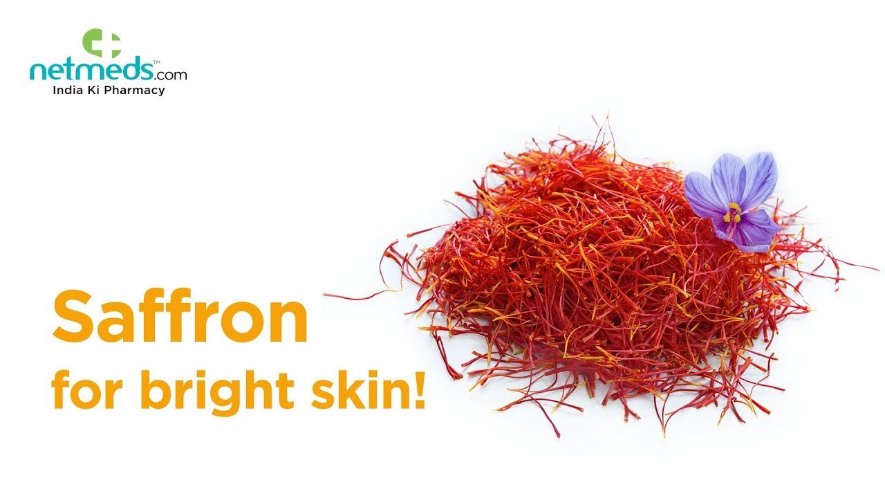 5 best benefits of saffron for skin