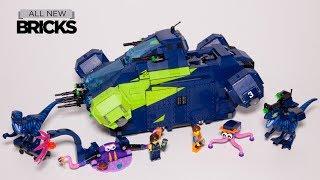 Lego Movie 2 70835 Rex's Rexplorer Speed Build