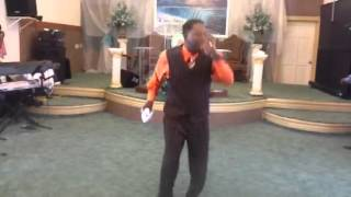 Apostle Clayton Harris-Give God a Praise Thumbnail