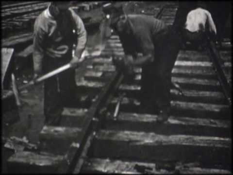 Life At Massena's Alcoa Plant 1954