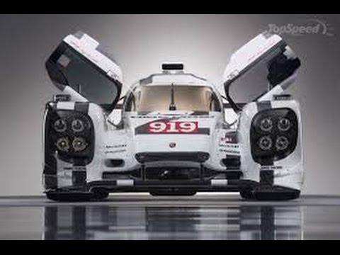 Porsche 919   Road to Le Mans 2015