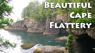Cape Flattery & Free Camping